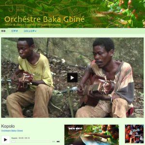 Orchéstre_Baka_Gbiné website
